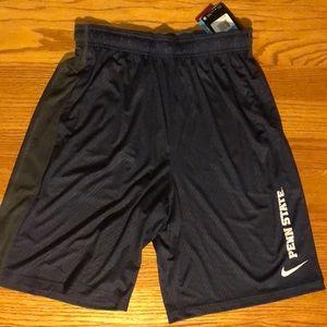 Men's Adult Nike Penn State Athletic Shorts